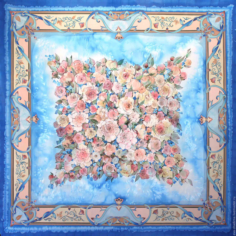 Платки для росписи батик