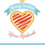 Honey Cookies - Ярмарка Мастеров - ручная работа, handmade