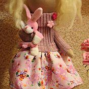 """Куклы и игрушки ручной работы. Ярмарка Мастеров - ручная работа Кукла текстильная """"Отличница"""". Handmade."""
