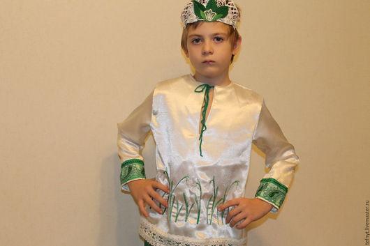 """Детские карнавальные костюмы ручной работы. Ярмарка Мастеров - ручная работа. Купить Костюм """"Месяц Апрель"""" из  сказки 12 месяцев. Handmade."""