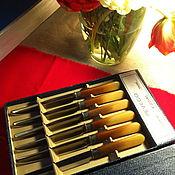 Vintage Cutlery handmade. Livemaster - original item Dessert knives