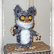 Интерьерная коллекционная игрушка - Монстрик - 25 см