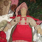 Куклы и игрушки ручной работы. Ярмарка Мастеров - ручная работа Брусничный ангел. Handmade.