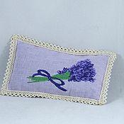 Сувениры и подарки ручной работы. Ярмарка Мастеров - ручная работа подушечка ароматная, саше подушечка. Handmade.