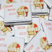 Подарки к праздникам ручной работы. Ярмарка Мастеров - ручная работа Little Angel..Бонбоньерки на Крещение. Handmade.