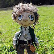 Куклы и игрушки ручной работы. Ярмарка Мастеров - ручная работа Мистер Фродо. Handmade.