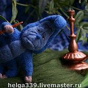 Куклы и игрушки ручной работы. Ярмарка Мастеров - ручная работа Гусеница из Алисы в стране чудес. Handmade.