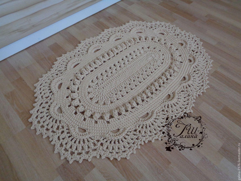 knitted carpet 'extravaganza l', Carpets, Voronezh,  Фото №1