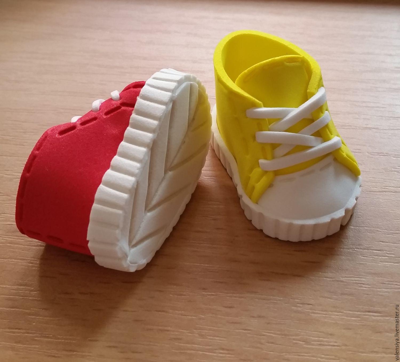 Обувь для кукол из фоамирана своими руками 24