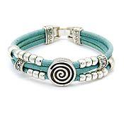 Украшения handmade. Livemaster - original item Eco bracelet with spiral celestial wood handmade B0116sb. Handmade.