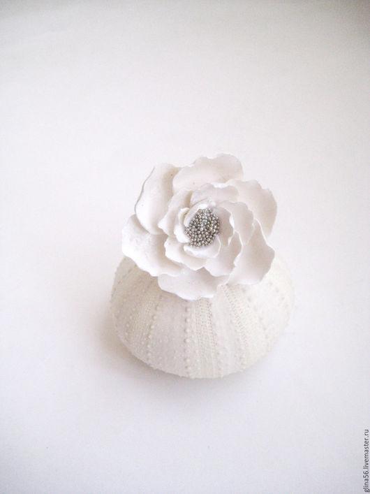 Кольца ручной работы. Ярмарка Мастеров - ручная работа. Купить Белее белого ..... Handmade. Белый, цветы, белые цветы