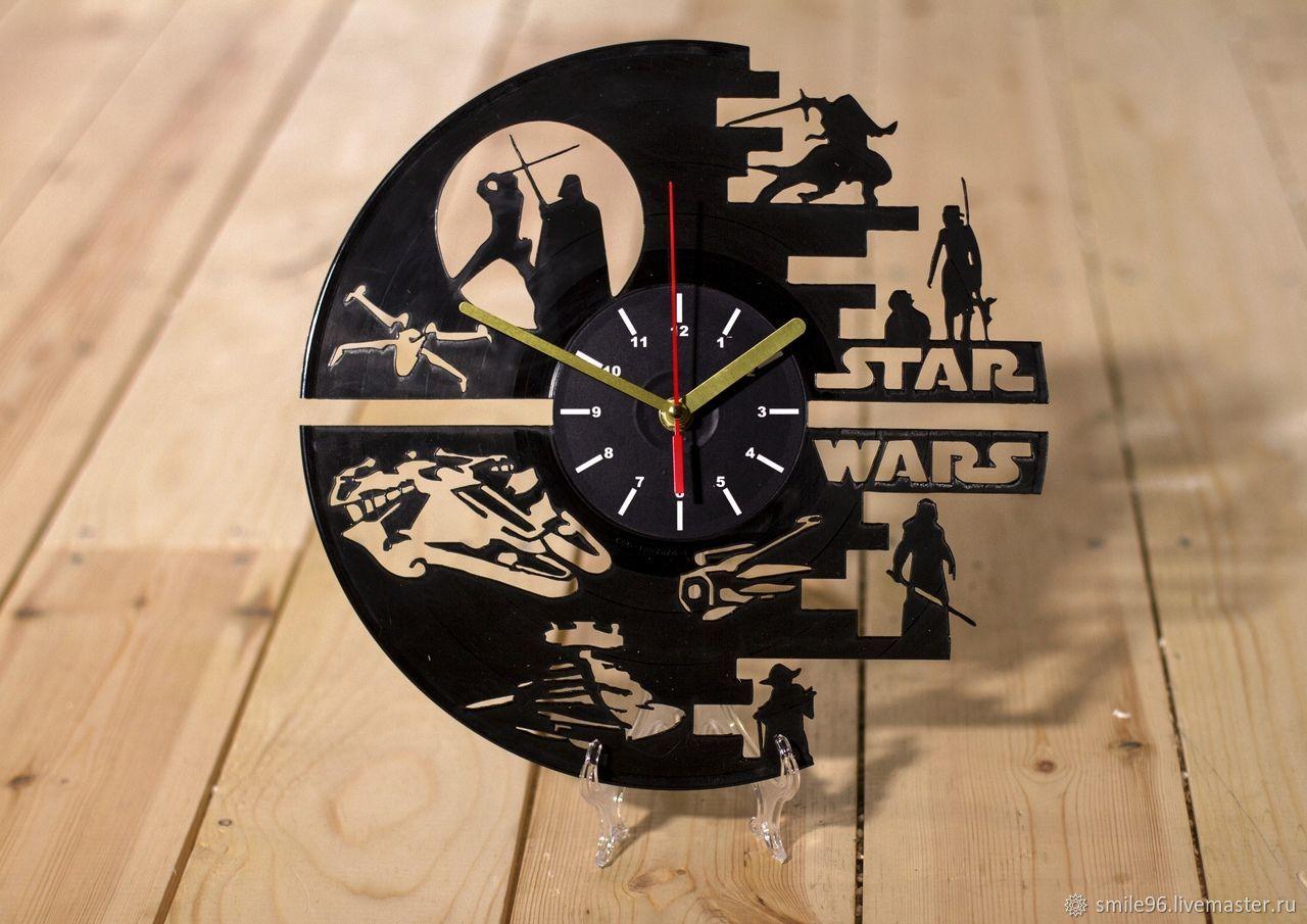 Часы Star Wars, Часы, Екатеринбург,  Фото №1