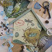 Для дома и интерьера ручной работы. Ярмарка Мастеров - ручная работа Ключница «Sweet memories». Handmade.