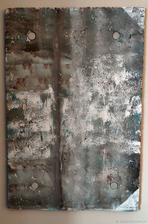 Картины бетоном сделать белый цементный раствор
