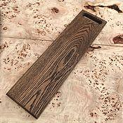 Для дома и интерьера handmade. Livemaster - original item Oak Board for slicing and serving. Handmade.