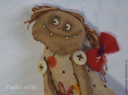 Авторская Чердачная кукла Сая.  Ярмарка мастеров-ручная работа. Handmade. Купить жутика с чердака Сая.  Мастер Яга.
