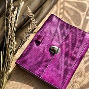 Канцелярские товары handmade. Livemaster - original item Notepad-organizer on the rings, handmade. Handmade.