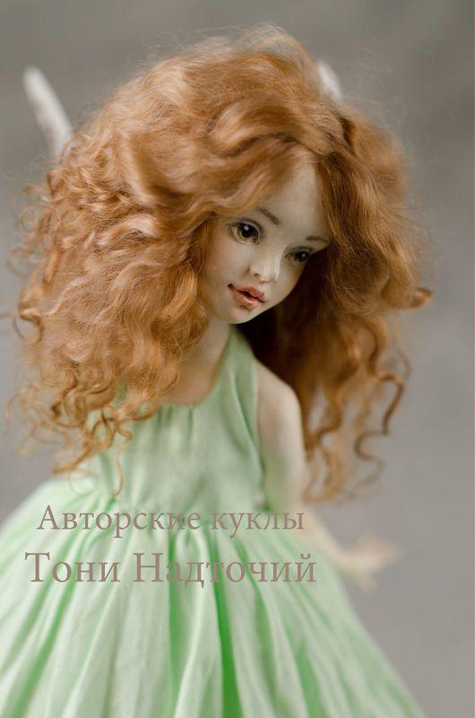 Коллекционные куклы ручной работы. Ярмарка Мастеров - ручная работа. Купить Авторская кукла Фея. Handmade. Фея, кукла