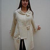 Одежда ручной работы. Ярмарка Мастеров - ручная работа Куртка-жакет. Handmade.
