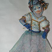 """Куклы и игрушки ручной работы. Ярмарка Мастеров - ручная работа кукла """"Венеция"""". Handmade."""