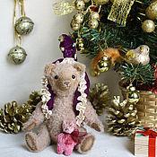 Куклы и игрушки ручной работы. Ярмарка Мастеров - ручная работа Мишка Тедди гномик. Handmade.