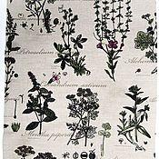 handmade. Livemaster - original item CLOTH Linen herbes de PROVENCE. Handmade.
