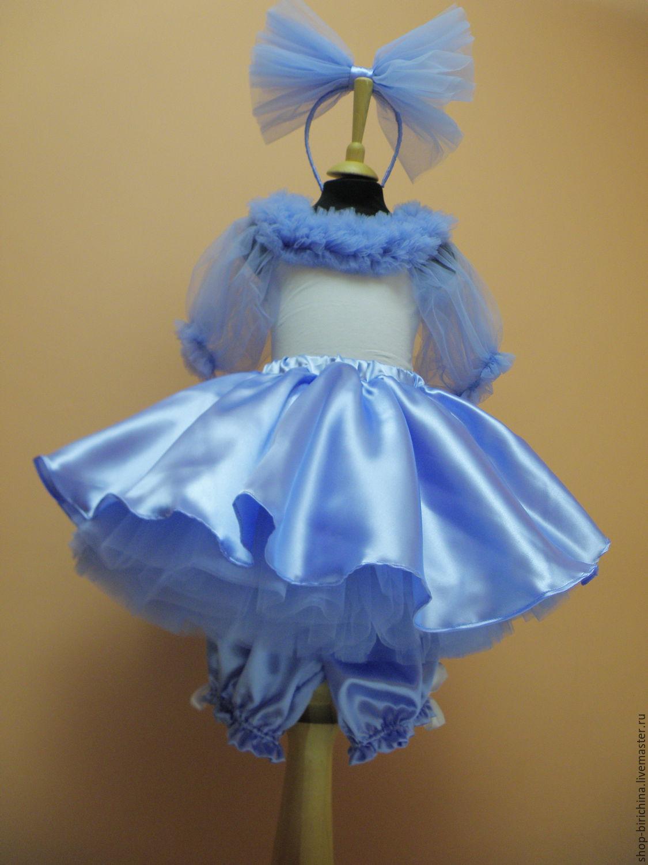 Мальвина или Кукла в голубом ...карнавальный костюм ... - photo#50
