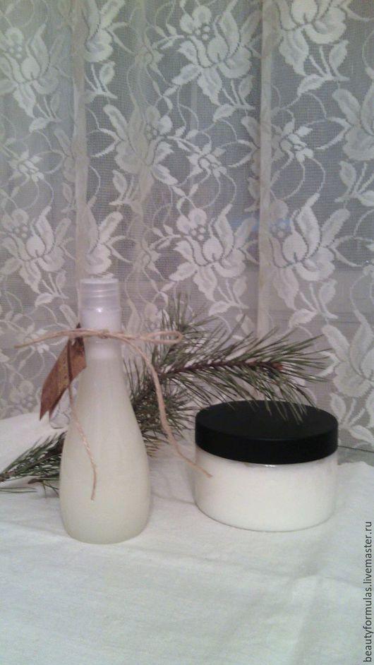 Бальзам для волос ручной работы. Ярмарка Мастеров - ручная работа. Купить Бальзам для волос. Handmade. Белый, маска для волос