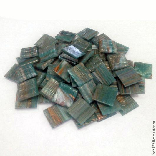 Другие виды рукоделия ручной работы. Ярмарка Мастеров - ручная работа. Купить Мозаика стеклянная  Bisazza 20.42(4) россыпью. Handmade.