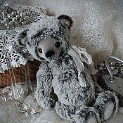 Куклы и игрушки ручной работы. Ярмарка Мастеров - ручная работа мишка Зимний вечер. Handmade.