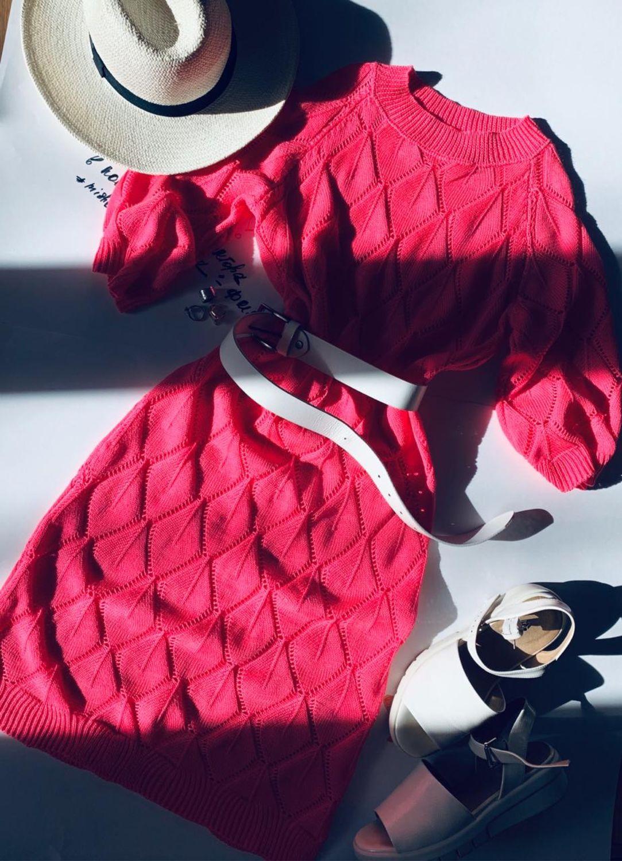 Вязаное платье, Платья, Санкт-Петербург,  Фото №1