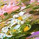 """Картины цветов ручной работы. Картина герберы """"Ключи от Вдохновения"""" картина с букетом гербер. ЯРКИЕ КАРТИНЫ Наталии Ширяевой. Ярмарка Мастеров."""