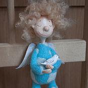 Куклы и игрушки ручной работы. Ярмарка Мастеров - ручная работа Тимми (повтор для Ольги). Handmade.