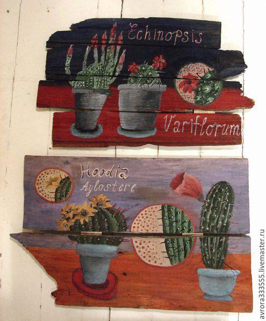 Картины цветов ручной работы. Ярмарка Мастеров - ручная работа. Купить Любимые цветы. Handmade. Зеленый, бордовый, красный, подарок