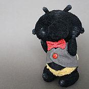 Куклы и игрушки ручной работы. Ярмарка Мастеров - ручная работа Пчел в жилетке. Handmade.