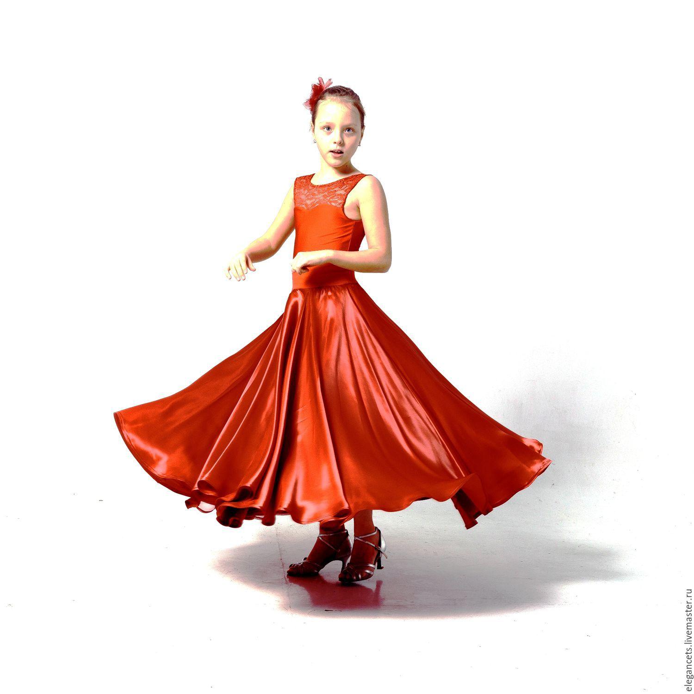 Танцевальное бальное платье купить