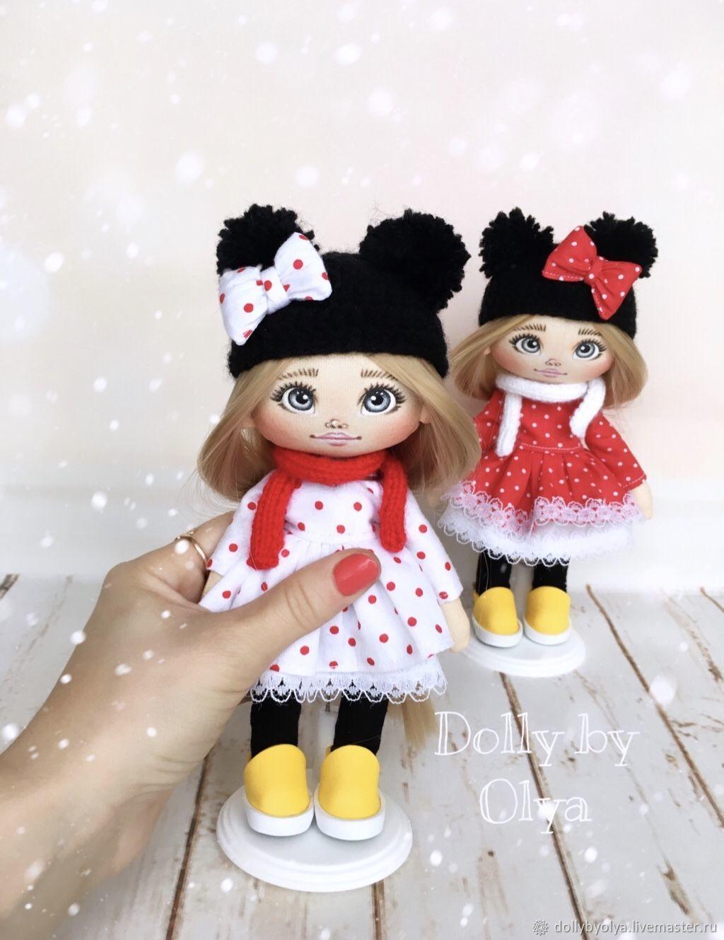 Кукла текстильная ручной работы, Мягкие игрушки, Нижний Новгород,  Фото №1