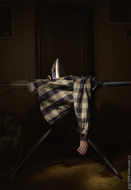 Фото-работы ручной работы. Ярмарка Мастеров - ручная работа. Купить Как я вижу действительность (иногда).. Handmade. Комбинированный, креатив