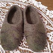 Обувь ручной работы. Ярмарка Мастеров - ручная работа эко тапки. Handmade.