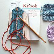 Материалы для творчества ручной работы. Ярмарка Мастеров - ручная работа Knitting hook for knooking. Handmade.