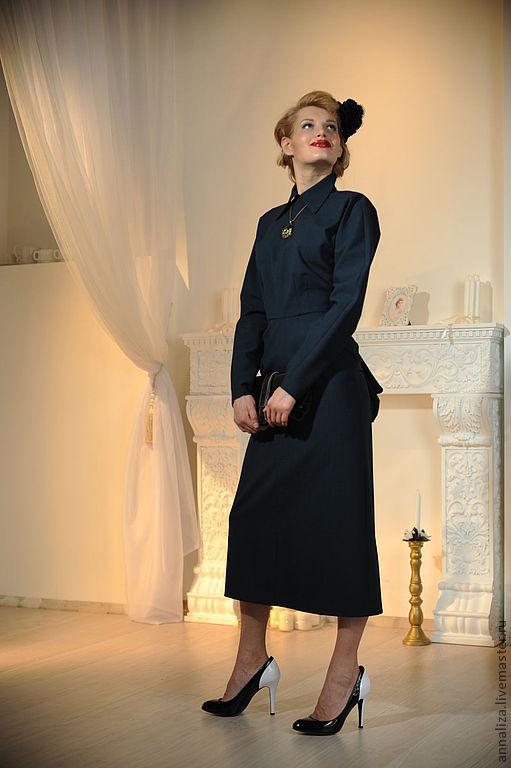 Dress 'A La the bustle', Dresses, Moscow,  Фото №1