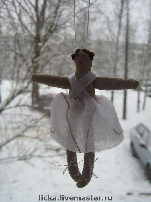 Куклы Тильды ручной работы. Ярмарка Мастеров - ручная работа. Купить Балеринка-Тильда маленькая. Handmade. Кукла Тильда, балерина