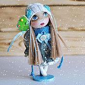 Куклы и игрушки ручной работы. Ярмарка Мастеров - ручная работа CHRISTMAS CRUMBS 5 (Рождественские крохи). Handmade.