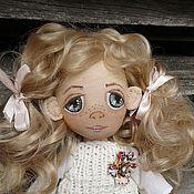 Куклы и игрушки ручной работы. Ярмарка Мастеров - ручная работа Авторская кукла. Текстильная кукла.Интерьерная кукла.. Handmade.