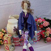 Куклы и игрушки ручной работы. Ярмарка Мастеров - ручная работа Кукла тильда Александра. Handmade.