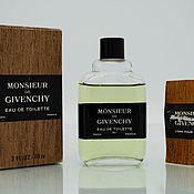 Винтаж handmade. Livemaster - original item MONSIEUR DE GIVENCHY (GIVENCHY) eau de toilette (EDT) 60 ml VINTAGE. Handmade.