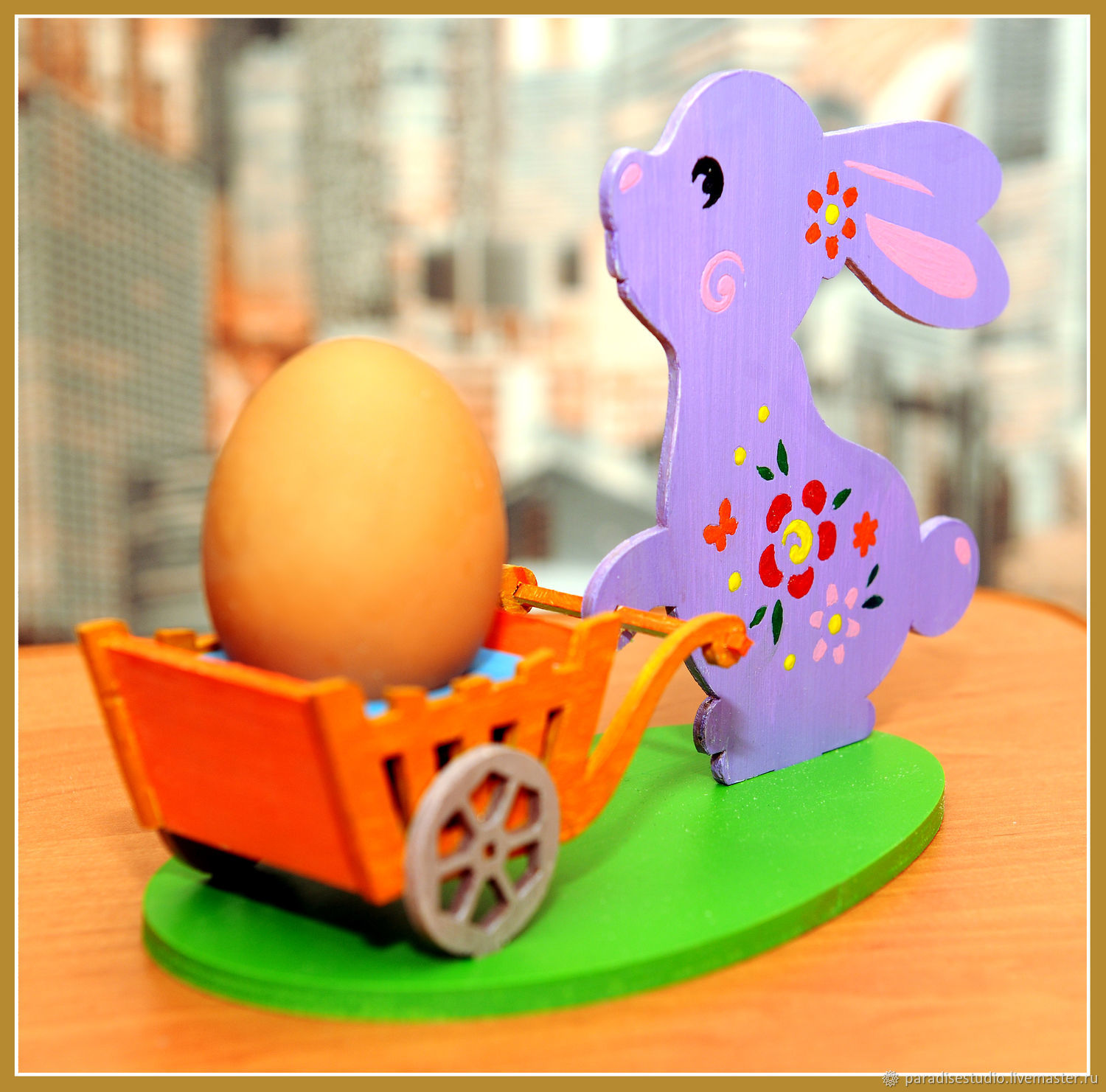 Stand for Easter eggs ' Bunny', Eggs, Kotlas,  Фото №1