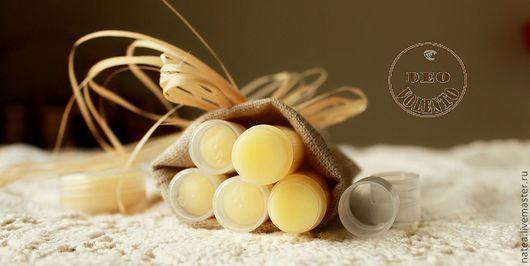 """Бальзам для губ ручной работы. Ярмарка Мастеров - ручная работа. Купить Бальзам для губ   """"Тиаре и ваниль"""". Handmade. Бальзам для губ"""