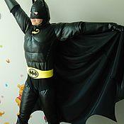 Одежда ручной работы. Ярмарка Мастеров - ручная работа Костюм Бетмена. Handmade.