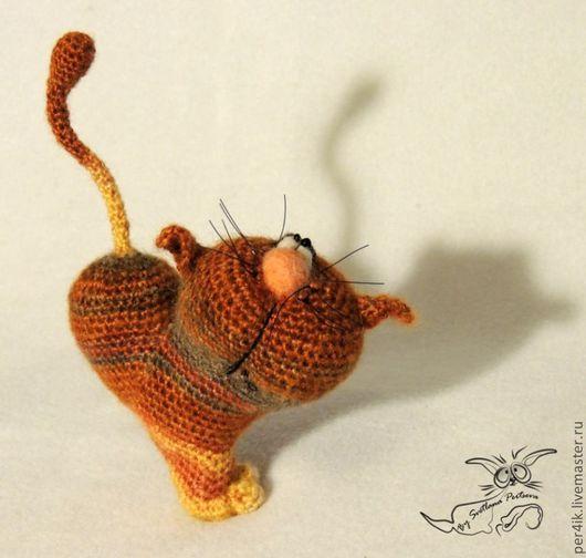 Игрушки животные, ручной работы. Ярмарка Мастеров - ручная работа. Купить ВаленКотинка (кот сердешный). Handmade. Кот, коты, сердечко
